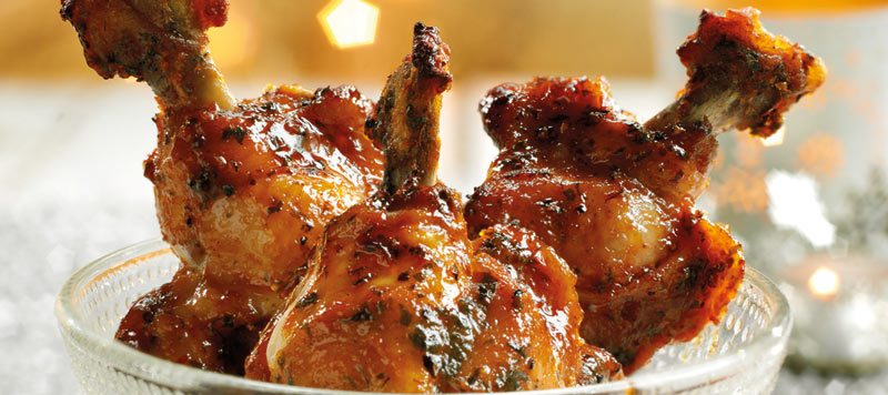 how to make chicken lollipop in home